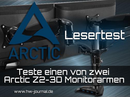 Lesertest Arctic Artikel