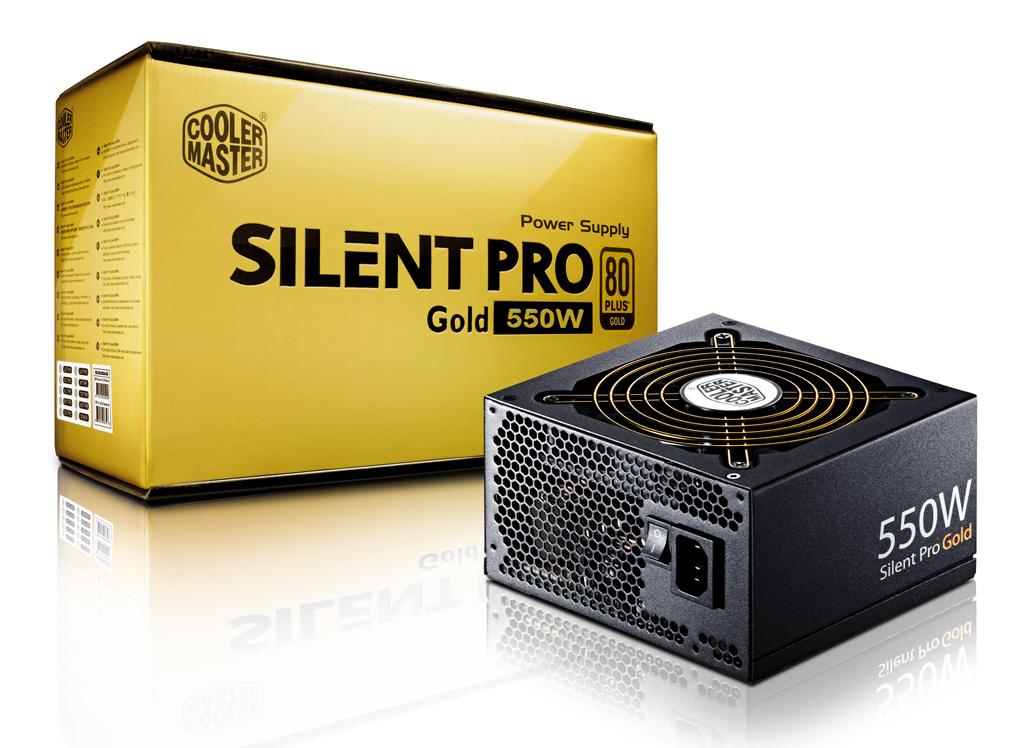 CoolerMaster Silent Pro Gol