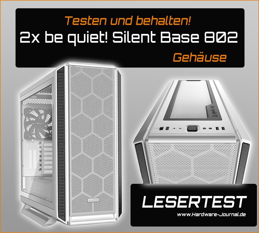 Be Quiet Lesertest Silent Base 802