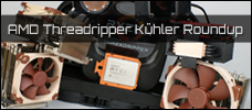 AMD Threadripper CPU Cooler Roundup News