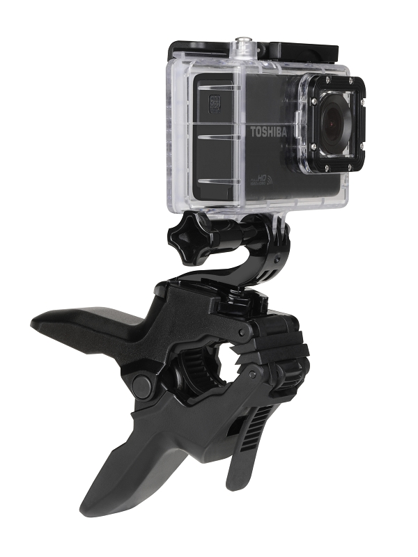 Camileo X-Sports Clamp Mount 01