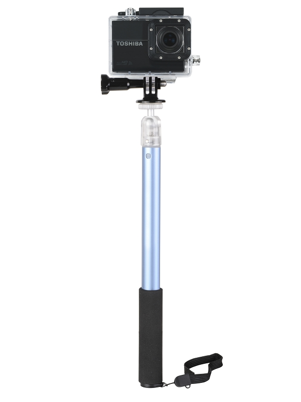 Camileo X-Sports Telescopic Pole 03