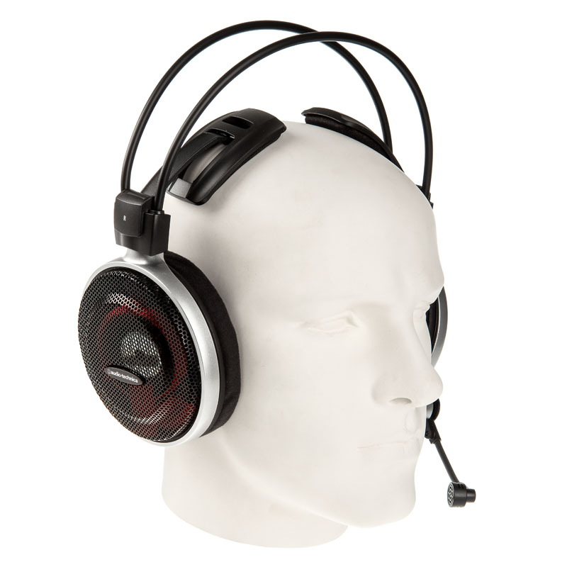 Audio-Technica ATH-ADG1 Gaming Headset 3
