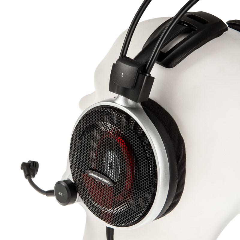 Audio-Technica ATH-ADG1 Gaming Headset 7
