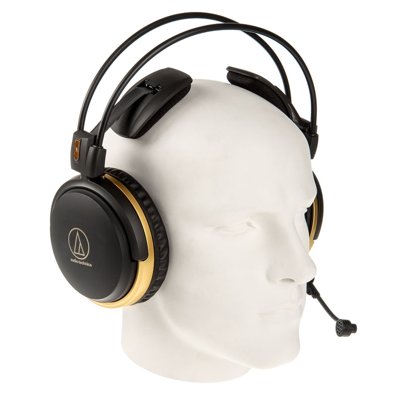 Audio-Technica ATH-AG1 Gaming Headset 3