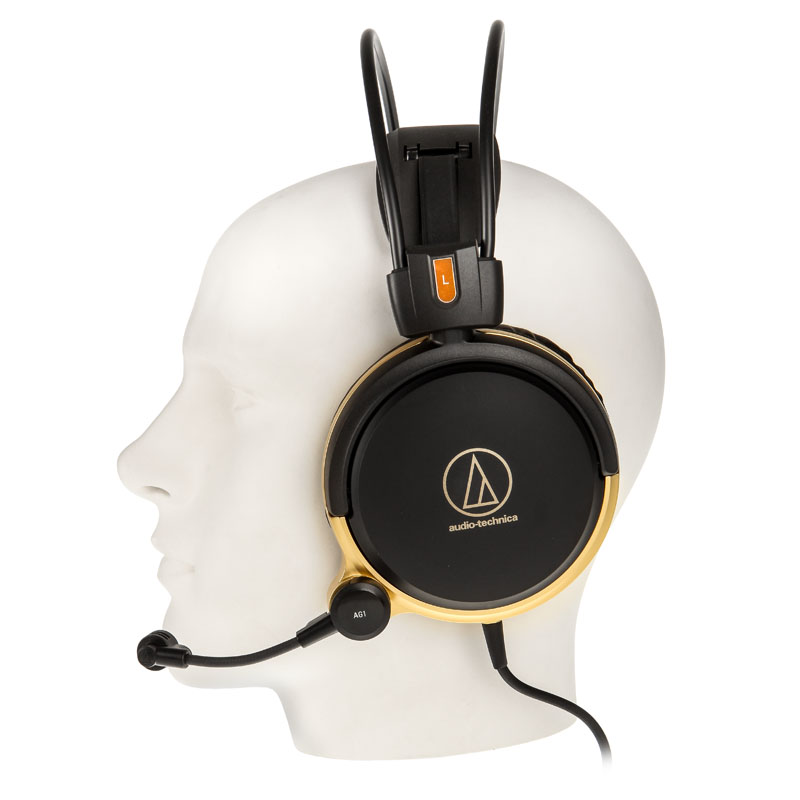 Audio-Technica ATH-AG1 Gaming Headset 4