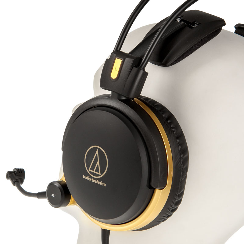 Audio-Technica ATH-AG1 Gaming Headset 7