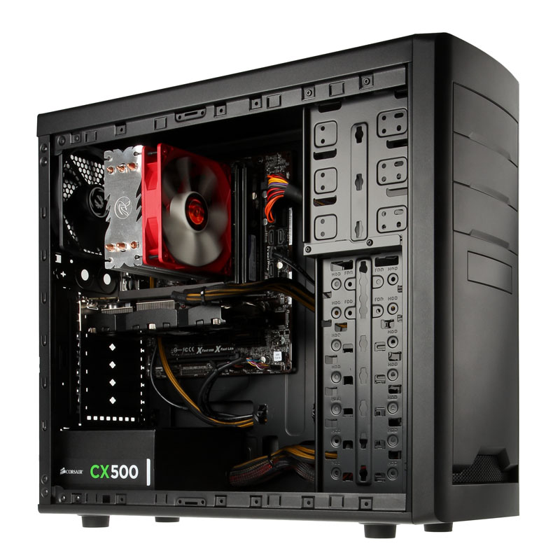 CK Gaming Supply 760 Intel Edition