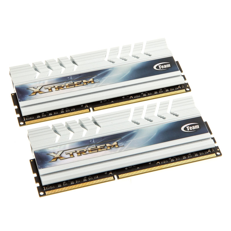 Team Group Xtreem Series White DDR3-2400 CL10 - 16 GB Kit