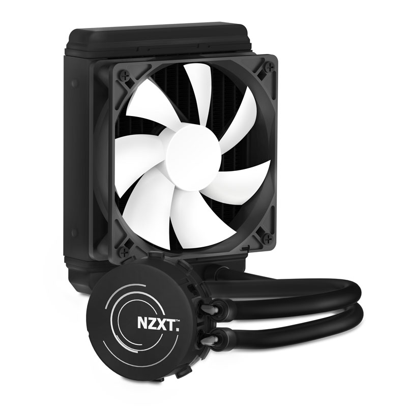 nzxt kraken x31 neue 120mm aio wasserk hlung mit l fter. Black Bedroom Furniture Sets. Home Design Ideas
