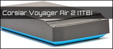 Test: Corsair Voyager Air 2 (1TB) - WLAN Festplatt...