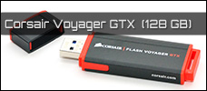 Test: Corsair Flash Voyager GTX 128 GB - USB 3.0 m...