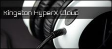 Test: Kingston HyperX Cloud