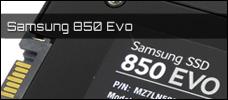 Test: Samsung 850 Evo