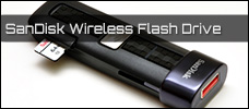 Test: SanDisk Wireless Flash Drive mit 64 GB