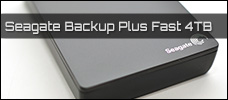 Test: Seagate Backup Plus Fast 4TB USB 3.0