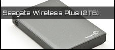 Test: Seagate Wireless Plus 2TB (STCV2000200)