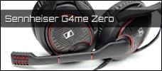Test: Sennheiser G4me Zero