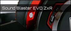 Test: Creative Sound Blaster EVO ZxR