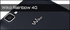 Test: Wiko Rainbow 4G