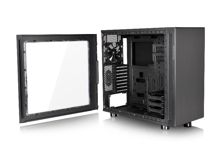 Thermaltake Suppressor F31 Mid Tower Chassis Tool Free Installation