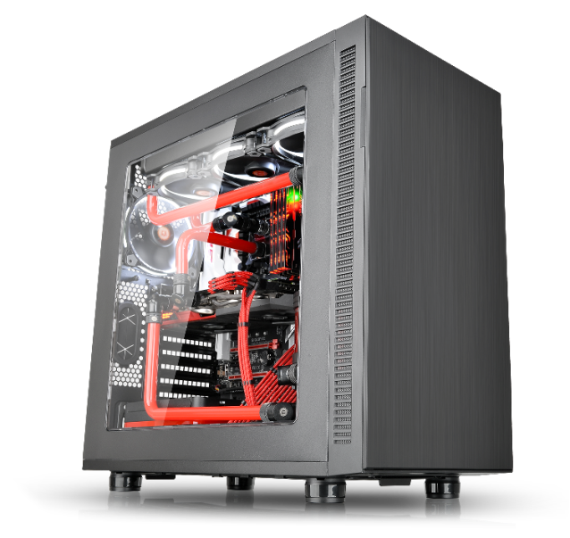 Thermaltake Suppressor F31 Mid Tower Chassis 1