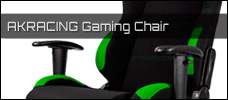 AKRACING Gaming Chair news