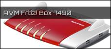Test: AVM FRITZ! Box 7490