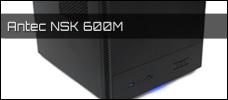 Test: Antec ISK 600M