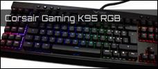 Test: Corsair Gaming K95 RGB