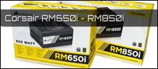 Test: Corsair RM650i und RM850i