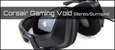 Test: Corsair Gaming Void Stereo und Void RGB