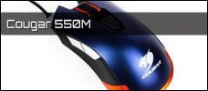 Test: Cougar 550M