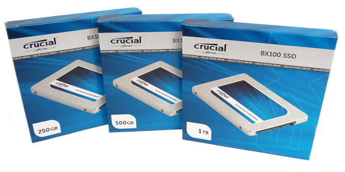 Crucial BX100 opener