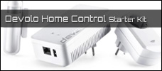 Devolo Home Control Starter news