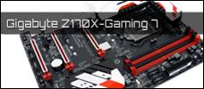 Test: Gigabyte Z170X-Gaming 7