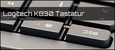 Test: Logitech K830