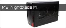 Test: MSI Gaming Nightblade Mi