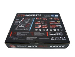 MSI Z170A Gaming Pro 1