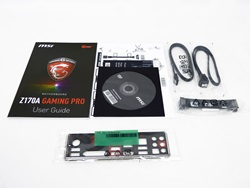 MSI Z170A Gaming Pro 2