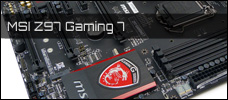 MSI Z97 Gaming 7 news