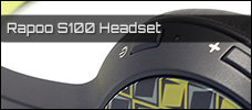 Test: Rapoo Headset S100