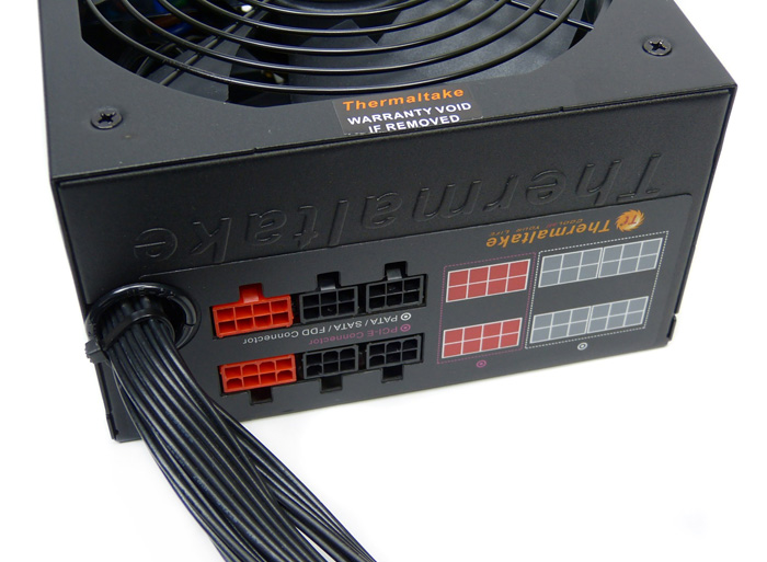 Thermaltake London 550W 6