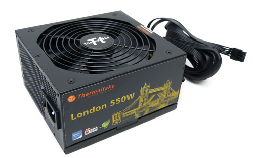 Thermaltake London 550W opener