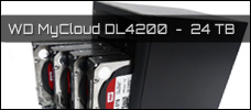 WD Mycloud DL4200 news