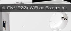 Test: Devolo dLAN 1200+ WiFi ac Starter Kit