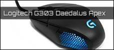 Test: Logitech G303 Daedalus Apex