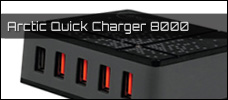 Arctic Quick Charger 8000 news