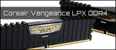 Test: Corsair Vengeance LPX RAM 16GB DDR4-3000