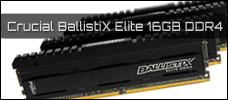 Crucial Elite 16GB DDR4 2666 news